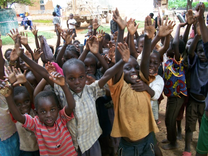 Kid's in Zambia